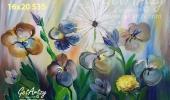 Pansies-Flowers