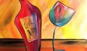 Wine & Get Artzy!