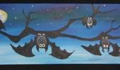 Bats-on-branch