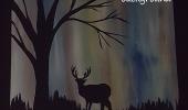 Deer-Silouette-Glow