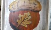 Fall Acorn Box $35