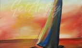 Sunset-Sail