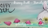 Bunny Butt Easter