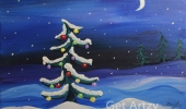 Christmas-Tree-Snow