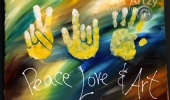 Peace-Love-Art