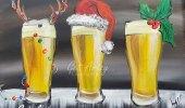 Christmas-Beer-Glasses
