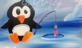 Penguin-Fishing