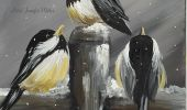 Winter-Chickadee
