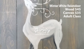 Winter-White-Reindeer-wood