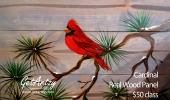Wood-Cardinal