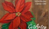 poinsettia-pallet-wood-painting-getartzy
